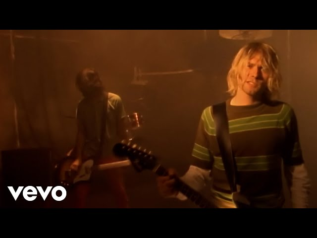"Video oficial de ""Smells Like Teen Spirit"" de Nirvana"