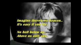 John Lennon - Imagine - Lyrics