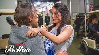 Brie Bella helps Daniel Bryan prepare for his WrestleMania match: Total Bellas, July 29, 2018