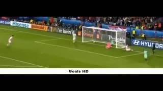 Portugal vs Croatia 1-0 Golo de Ricardo Quaresma