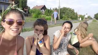Agykontroll nyári tábor 2015 Velence