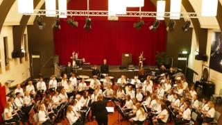 Yellow Mountains - Jacob de Haan B-orkest Vriezenveense Harmonie
