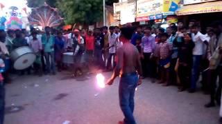 Drums video Vandavasi my PMK friends