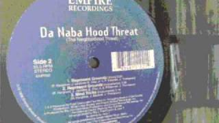 Da Nabahood Threat - Represent Groundz