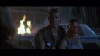 Funny Dolph Lundgren Scene in Universal Soilder