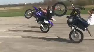 Amor alas motos