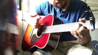 Powerful - Major Lazer ft. Ellie Goulding & Tarrus Riley (Guitar Cover)