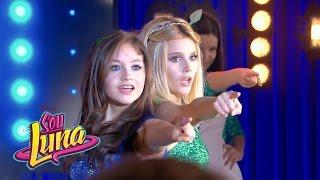 As meninas cantam A rodar mi vida- Momento Musical (com letra) - Sou Luna