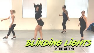Blinding Lights by The Weeknd || Cardio Dance Party with Berns