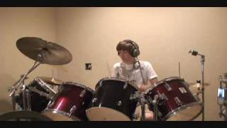 HQ Black Eyed Peas- Boom Boom Pow Drum Cover/Improv