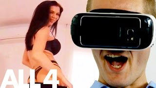 Hands-Free Virtual Reality Sex | Sex Toy Secrets