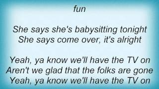 20014 Ramones - Babysitter Lyrics