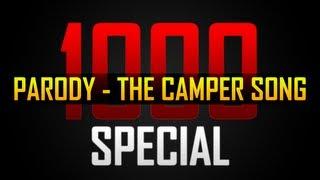 The Camper Song  - Dutch Parody (met lyrics)