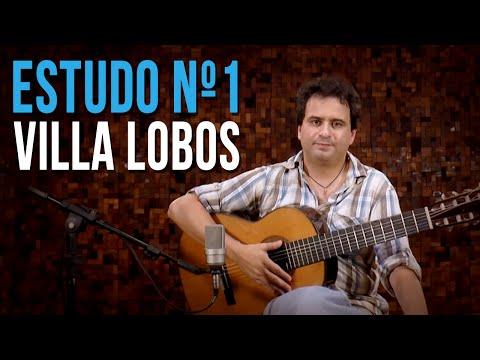 Villa Lobos - Estudo Nº1