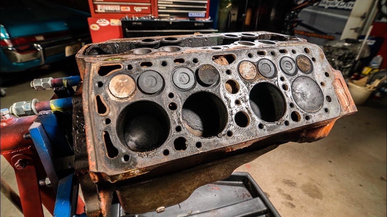 Ford Flathead V-8 Engine Time Lapse Rebuild Commentary: Redline Rebuilds Explained