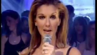 Celine Dion - My Heart Will Go on TOTP  (Live 1998)