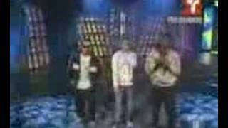Cuando Sienta El Boom[Live] Tito El Bambino Ft Jowel y Randy