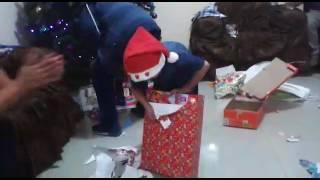 Rodrigo chiclote....gritos de alegria en navidad