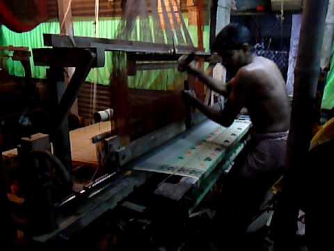 サリー工場・タンガイル・バングラデシュ, sally factory, Tangail, Bangladesh