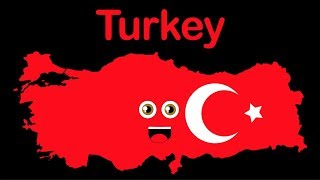 Turkey Country/Country of Turkey/Turkey Geography