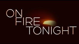 Bernardo Falcone - On Fire Tonight feat. Lyric 145 (Official Lyric Video)