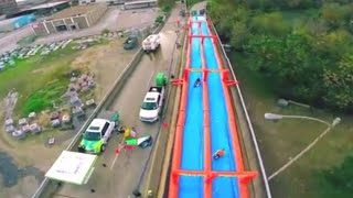 Slip Up: 'The Urban Slide' event in Albuquerque up in the air