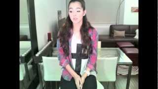 As Long As You Love Me (Justin Bieber) cover by Sammi Sanchez
