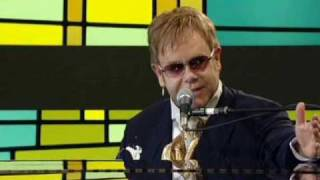 "Elton John and Pet Shop Boys ""Alone Again (Naturally) www.eltonjohnscorporation.com"