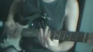 Metallica - Cyanide (guitar cover)