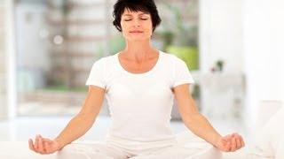 Pranayama - Breathing Exercises, Yoga Exercise for After Pregnancy - English