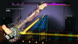 Pearl Jam   Elderly Woman Behind the Counter in a Small Town Rocksmith 2014 Bass 100