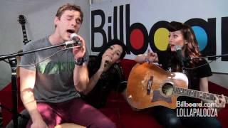 "Karmin & Skylar Grey - ""I Need A Doctor"" LIVE @ Lollapalooza 2011"