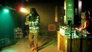 DON CARLOS - Tribulation - Live in Rome (INTIFADA) ls Cool Runnings Sound