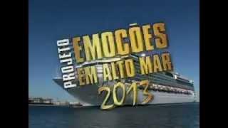Roberto Carlos - Emoções em Alto Mar 2013