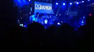 MISFITS - Descending Angel (Live) Nov 18, 2011