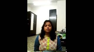 Dil Hai Hindustani audition: Abhi mujh mein kahin female cover