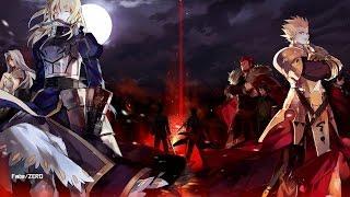 Fate Zero OP 2 1080p Creditless