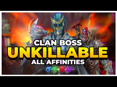 RAID | DOMINATE Clan Boss! | Rosh / Skull / Doom UNKILLABLE Guide!
