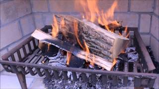 Why you shouldn't burn unseasoned wood in the fireplace #ChimneySafetyWeek