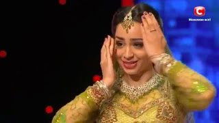 Mohe Rang Do Laal | So You Think You Can Dance | Kathak dance choreo by Svetlana Tulasi width=