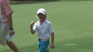 Will Lodge (9 yr old - Highlights) - 2013 US Kids Golf World Championship