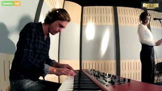 L'Avenir - Live buzz - Hooverphonic : Unfinished Sympathy (Massive Attack cover)
