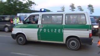 RTW 26/83-02 DRK KV Ahrweiler RW Nordschleife + Polizei