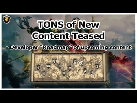 "RAID Shadow Legends | TONS of New Content Teased | Developer ""Roadmap"""