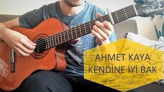 Ahmet Kaya - Kendine Iyi Bak Fingerstyle Cover