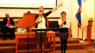 I Bless your Name - Selah, COVER - Valerie Rivera featuring Lexie