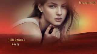 Julio Iglesias - Crazy - Lyrics