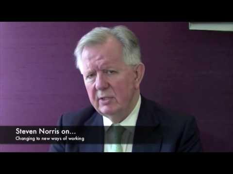 Steven Norris Video