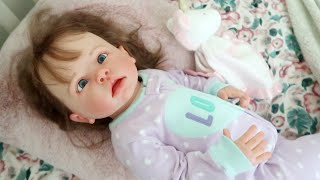 Reborn Morning Routine with Toddler and Baby Doll Reborns