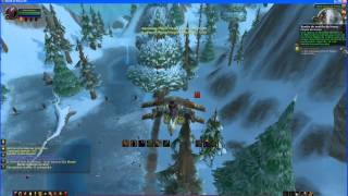 Have landing strip at iron forge wow final